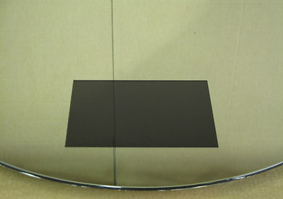 Lifestyle Round Mirror With Built In Tv 800526 Lifestyle 104 Hair Beauty Salon